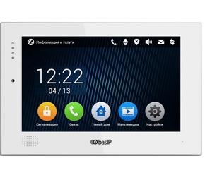 Домофон BAS-IP AQ-10 W v3