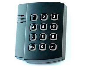 Считыватель Iron Logic MATRIX IV EH Keys(темно-серый металлик)