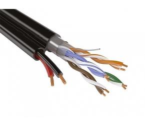 SyncWire FTP 4PR 24AWG CAT5e+2х0.75 Outdoor Кабель